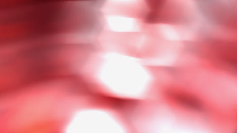 reddish waves Animation