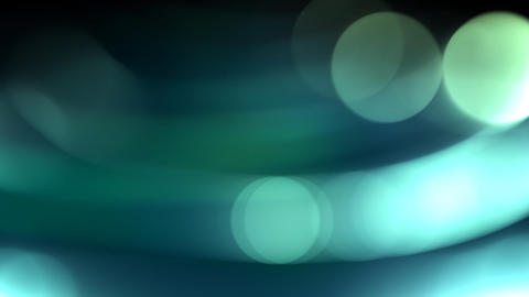 Green Abstract Stock Video Footage