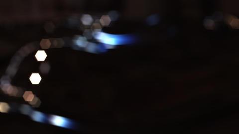 Light Pendulum Animation