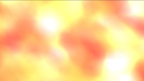 Orange Mist stock footage
