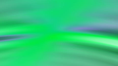 Green Purple Waves Animation