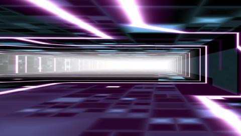 furturistic rays Stock Video Footage