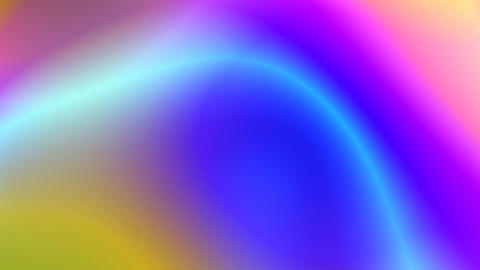 colourful rays Animation