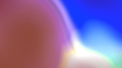 molten colour rotation Stock Video Footage