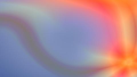 orange blue fusion Stock Video Footage