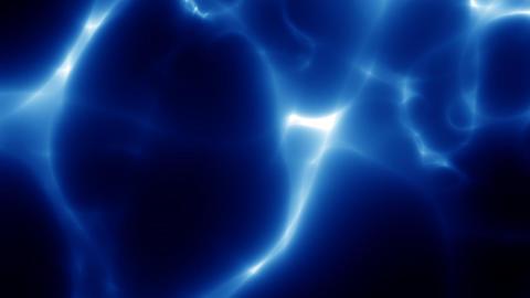 dark blue lava Stock Video Footage