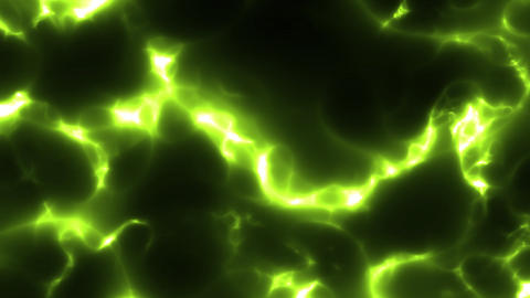 green lava Stock Video Footage