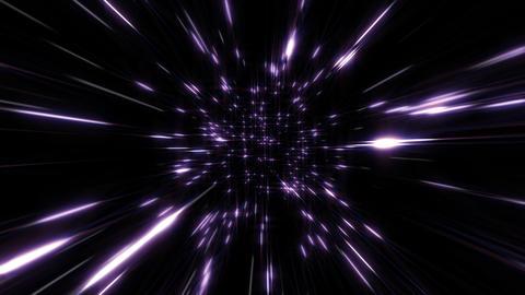 silver light vortex Stock Video Footage