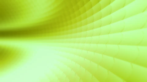 lime yellow tunnel Animation