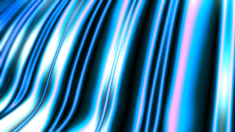 bright blue glow lines Stock Video Footage