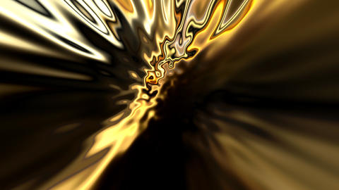 molten gold Stock Video Footage