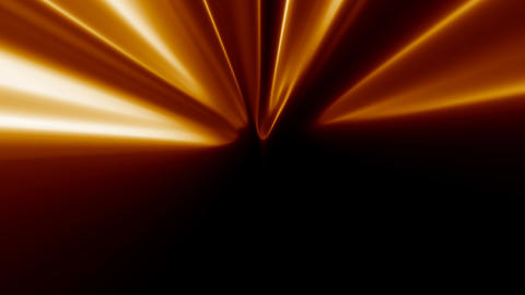 rotating rays Animation