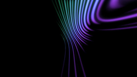 purple lines in motion Stock Video Footage