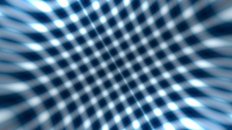 blue diagonal grid Stock Video Footage