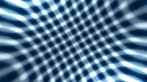 blue diagonal grid Animation