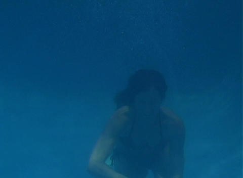 Alina Underwater 7 Footage