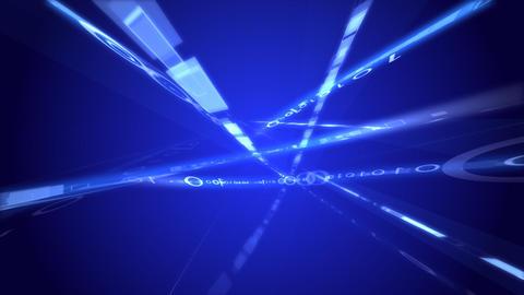 Data stream Atom2 CAa Stock Video Footage