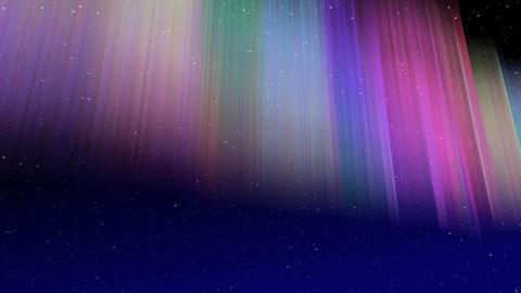 Aurora C 2 HD Stock Video Footage