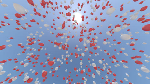 balloon 2 ca HD Animation