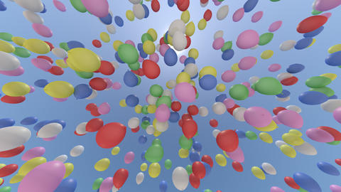 balloon cb HD Animation