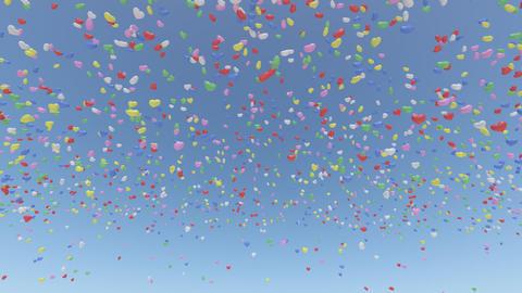 balloon h aa HD Stock Video Footage