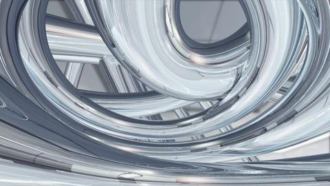 Chrome Metal Ta b HD Stock Video Footage