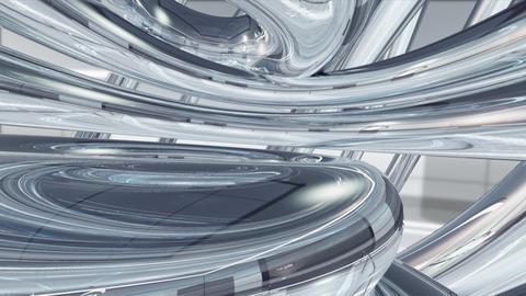 Chrome Metal Tb b HD Stock Video Footage