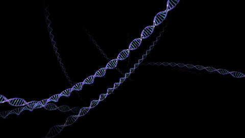 DNA A2 HD Animation