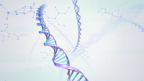 DNA A HD Stock Video Footage