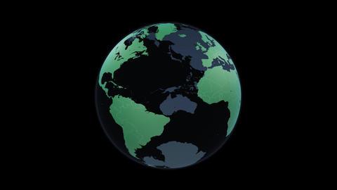 Earth D d B HD Stock Video Footage