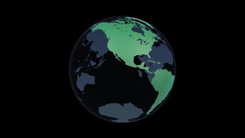 Earth D d B HD Animation