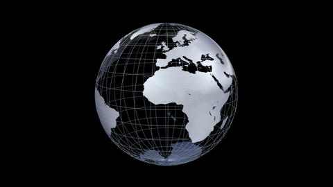 Earth F a B HD Stock Video Footage