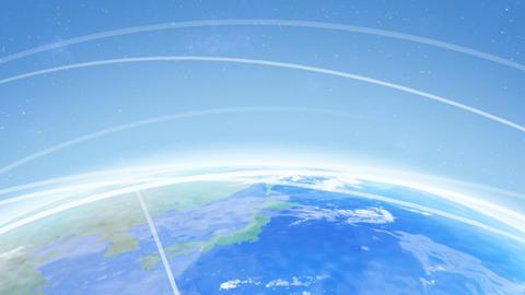 Earth net k B HD Stock Video Footage