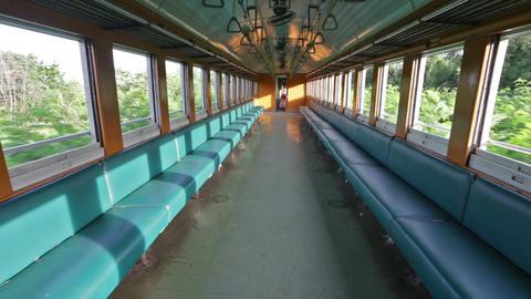 Inside Thai train Live Action