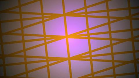 retro color slices Stock Video Footage