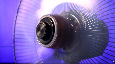 Electric Fan Footage