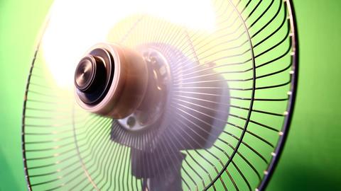 Electric Fan Footage