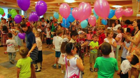 children party Footage