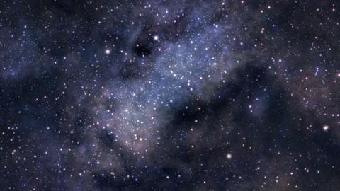 Space journey seamless loop Videos animados