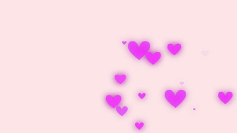 Heart Pink Pink Stock Video Footage