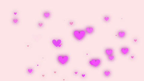 Heart Pink Pink Animation