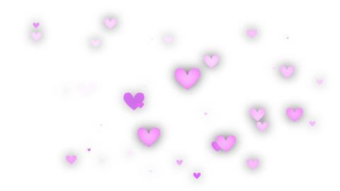Heart Pink White 4 Animation