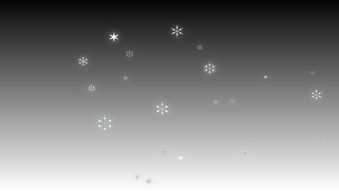 Snow Gray Stock Video Footage