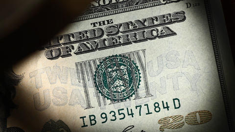 US Dollar Stock Video Footage