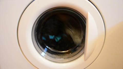 Washing machine Stock Video Footage