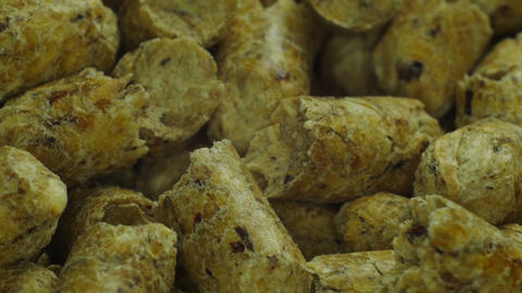 Wood Pellet Stock Video Footage