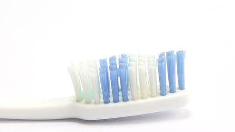 Toothpaste Stock Video Footage