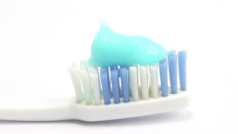 Toothpaste Footage