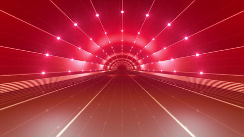 Tunnel tube road c 4c 2 HD Stock Video Footage