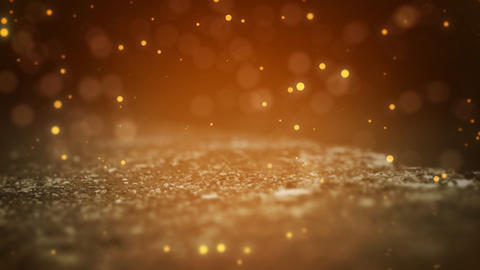 Dispersed Particles Stock Video Footage
